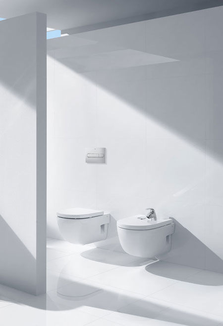 Wc e bidet New-Meridian