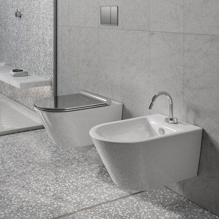Ceramica Catalano Serie Luce.Wc E Bidet Ceramica Catalano Sanitari Catalogo Designbest