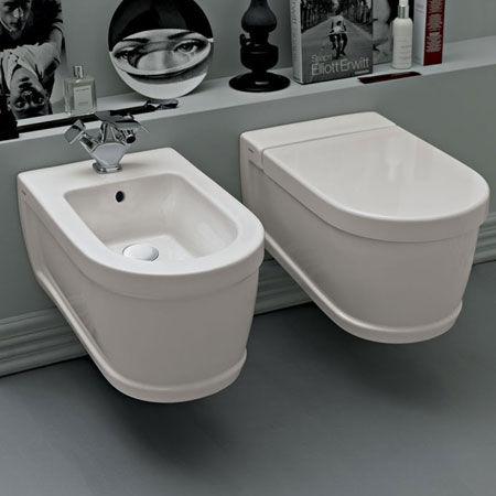 Wc and bidet Opera Tondo