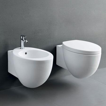 WC und Bidet Le Giare