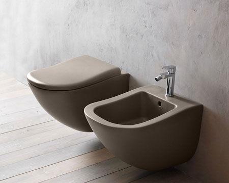 WC und Bidet Fluid