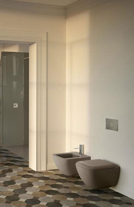 WC und Bidet Shui Comfort