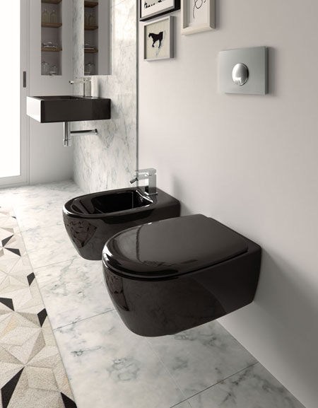 Wc and bidet Loft