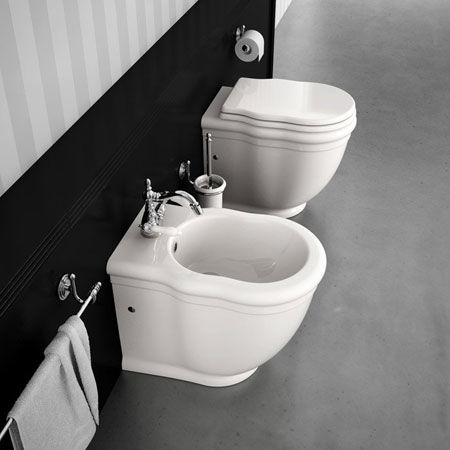 Wc and Bidet Ellade