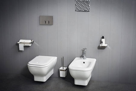 Wc and bidet Memory