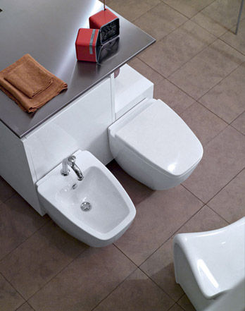Wc and Bidet Spa