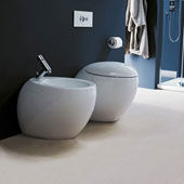 Wc and bidet Alessi One [a]