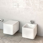 WC et bidet Element
