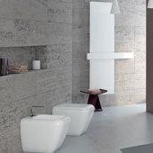 WC und Bidet Shui