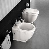 WC et bidet Ellade