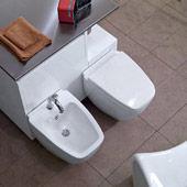 WC et bidet Spa