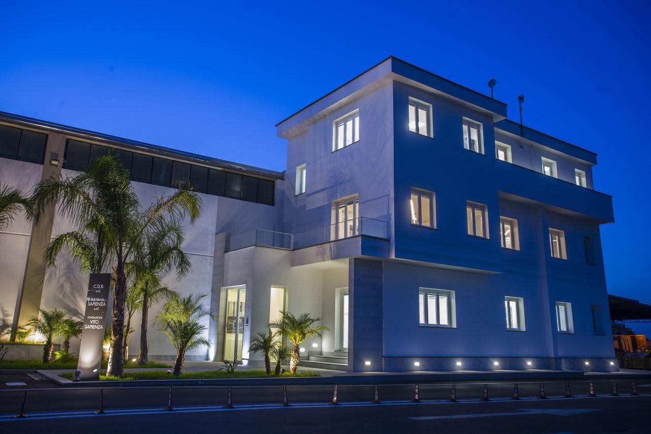 progettazione di edificio adibito ad uffici