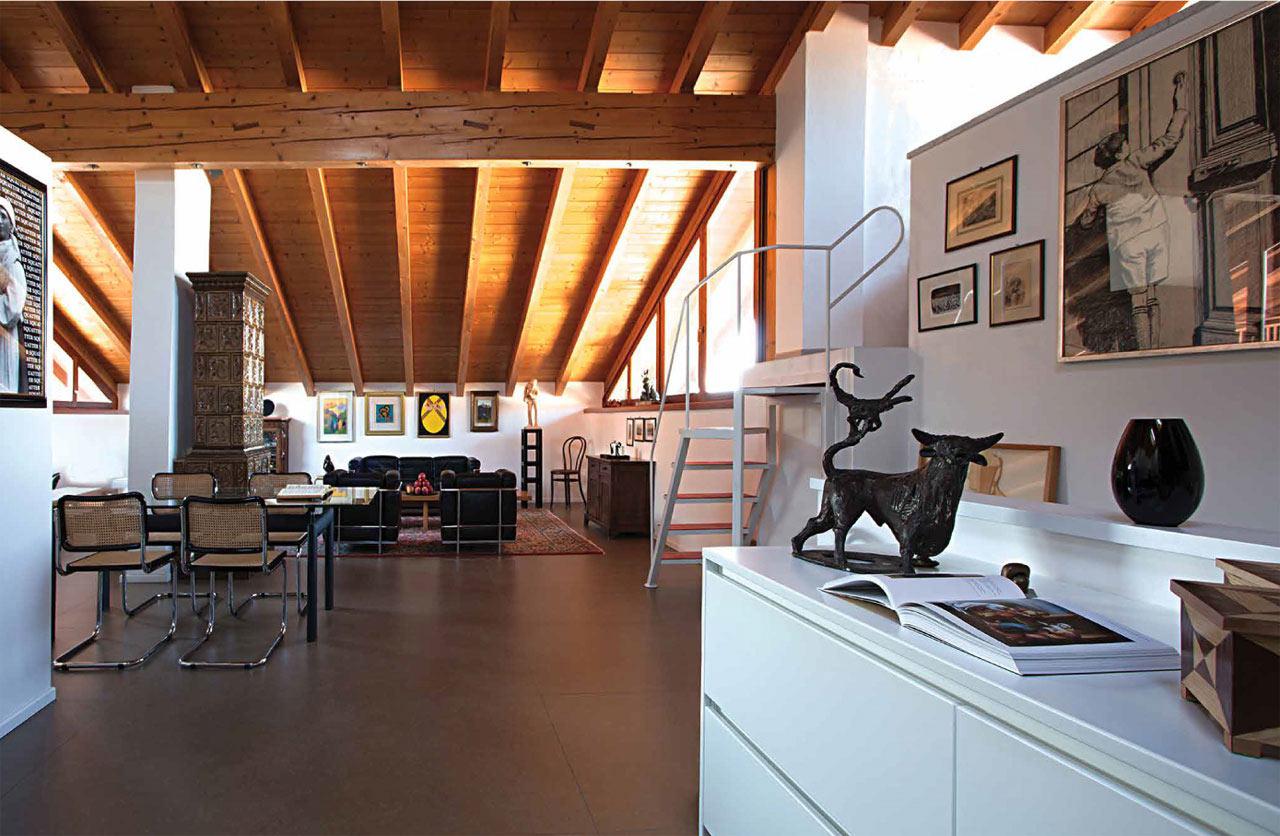 abitare design il laboratorio delle idee trento mobili
