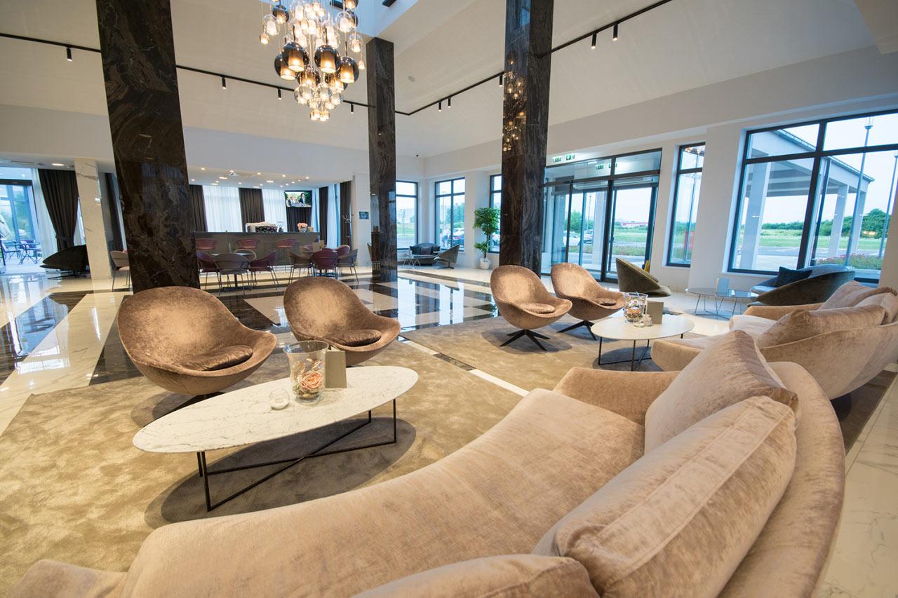 Hotel Princess Zagabria, l'eleganza di Désirée trova casa
