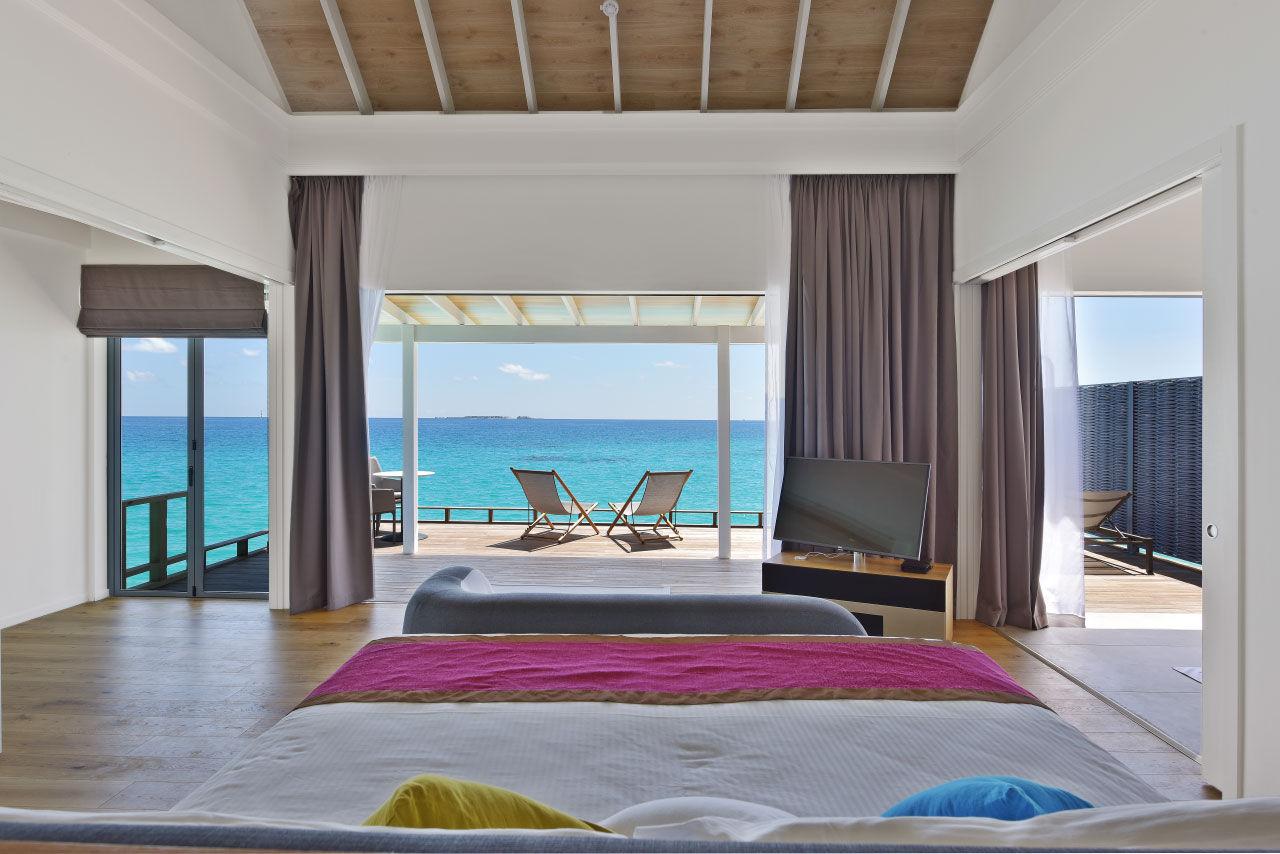 Hotel Kuramathi Island Resort - Maldives