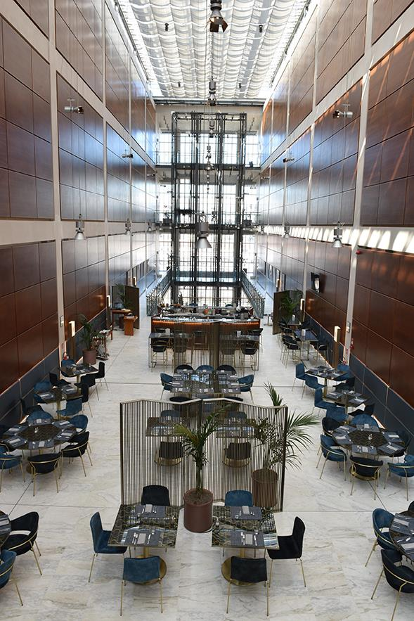 Ricercatezza ed eleganza al DoubleTree by Hilton di Torino