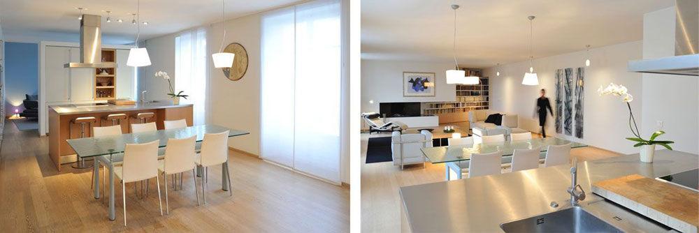 Trois appartements, la même décoration : les meubles qui nous suivent partout