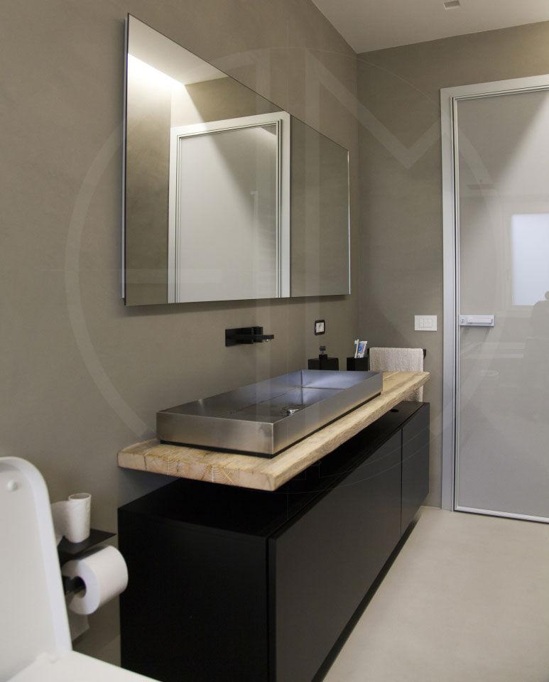 Ristrutturazione sala da bagno #1