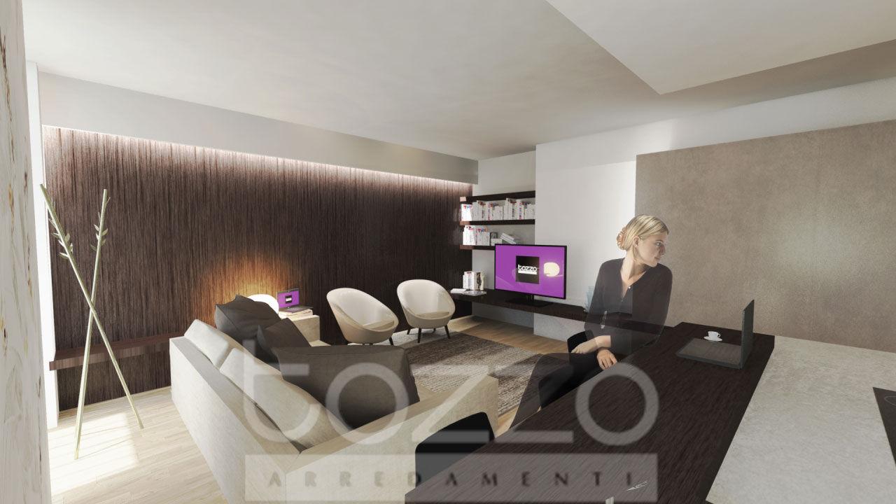 Progetto abitazione a Milano