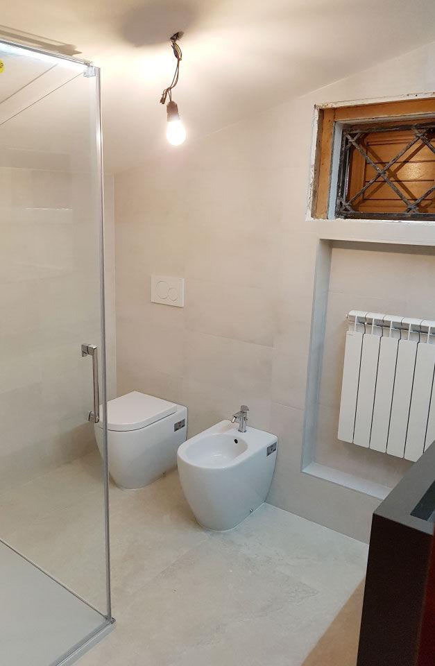 Rifacimento bagno abitazione privata