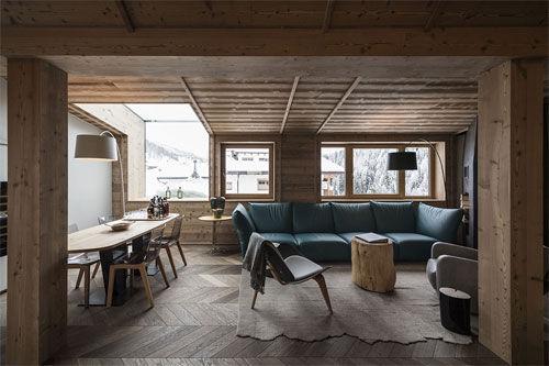 Rosa Alpina Hotel & Spa propone una nuova Penthouse