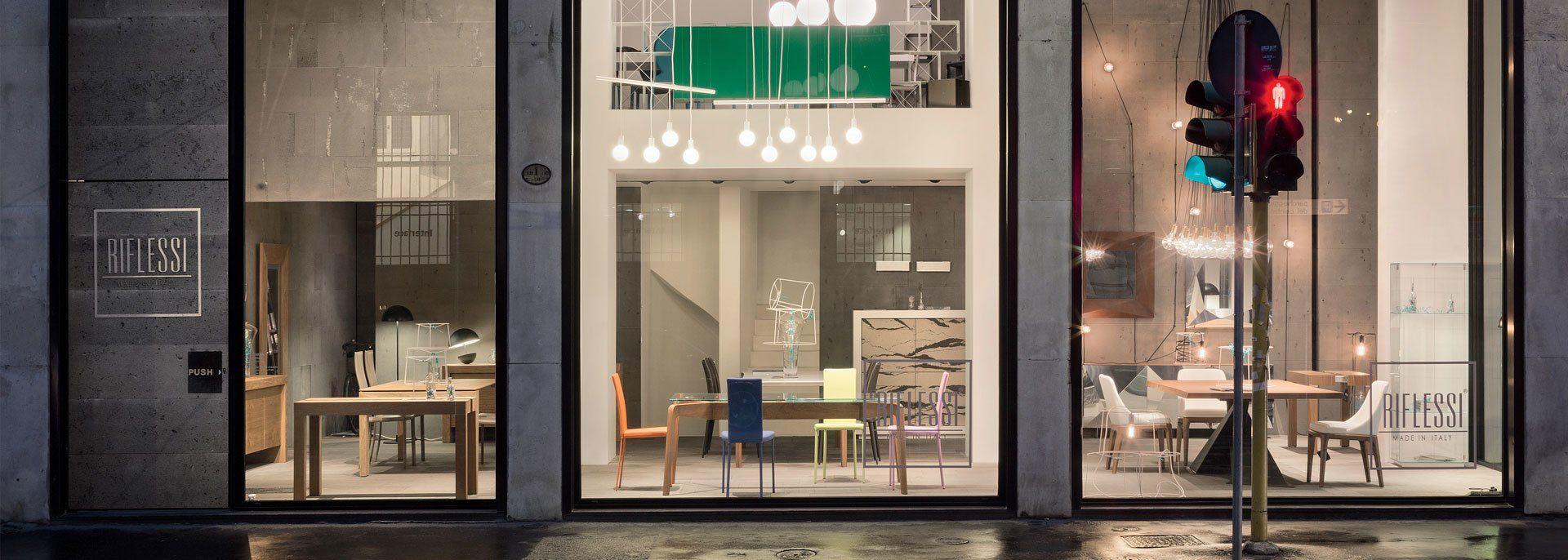 Riflessi Store Milano