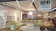 B&B Italia and Maxalto Shanghai